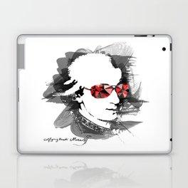 Wolfgang Amadeus Mozart Laptop & iPad Skin