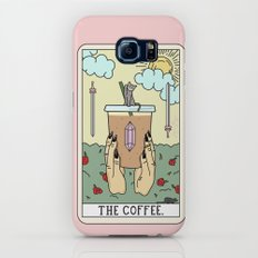 COFFEE READING Galaxy S8 Slim Case