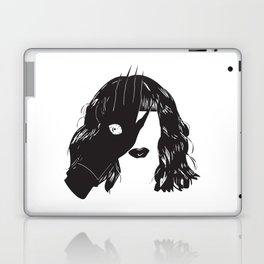 Yekaterina Petrovna Zamolodchikova Black&White Laptop & iPad Skin