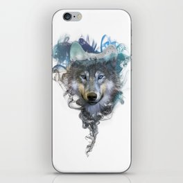 Wolf - Spirit Animal iPhone Skin