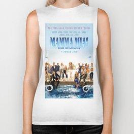 Mamma Mia 2018 Biker Tank