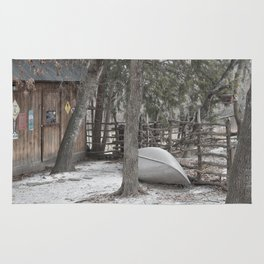 Cold Winters Day Rug