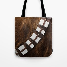 Chewie Wookie Utility Belt - Gold Edition Tote Bag