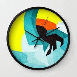Sfinx Wall Clock