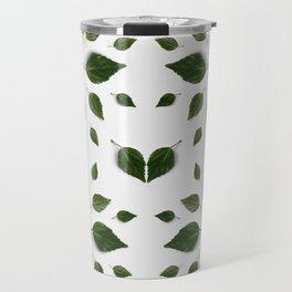 La feuille d'hibiscus Travel Mug