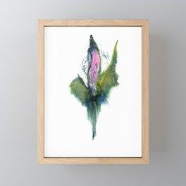 Ceren's Kuku Framed Mini Art Print