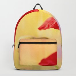 Poppy-style character Backpack