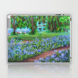 Monet's Garden AC20110715a Laptop & iPad Skin