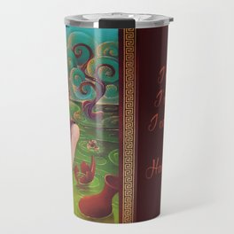Megara Damsel in Distress Travel Mug