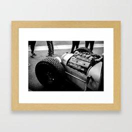 Stanceworks BMW Powered Model A Framed Art Print