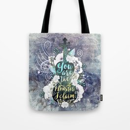 Wintersong - Monster Tote Bag