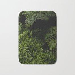 Tropical jungle. Bath Mat
