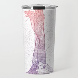 Mother Earth - Gradient Travel Mug