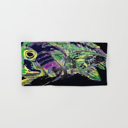 Brine Noir Hand & Bath Towel