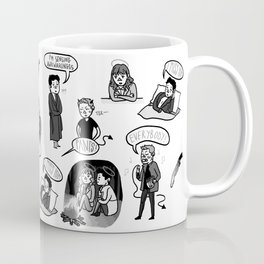 SPN CHIBIS MUG 4 Coffee Mug