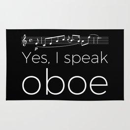 Yes, I speak oboe Rug
