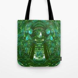 Abstract Gazebo Tote Bag