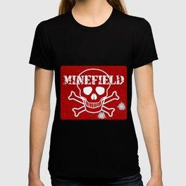 Minefield T-shirt