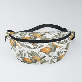 Orange Blossom Fanny Pack