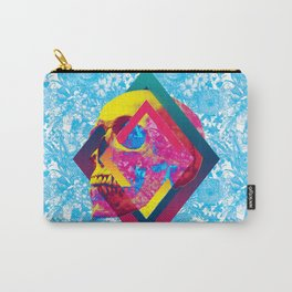 Lifeful Skull Carry-All Pouch