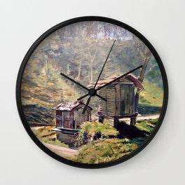 Cabazos Wall Clock