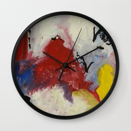 Reunite Wall Clock