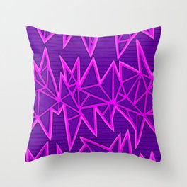 TR 3 Untitled Throw Pillow