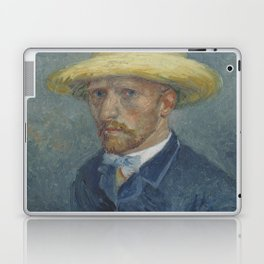 Portrait of Theo van Gogh Laptop & iPad Skin