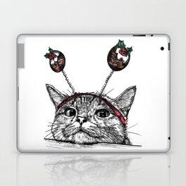 Bored Cat Laptop & iPad Skin