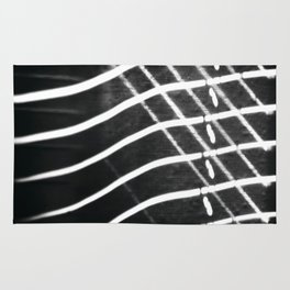 Light and wind when playing Rug