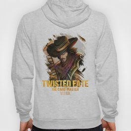 League of Legends TWISTED FATE - [The Card Master] Hoody