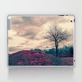 Japanese Mountains Laptop & iPad Skin