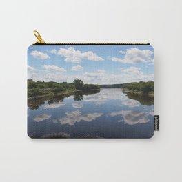 Jacques Cartier Bridge Carry-All Pouch