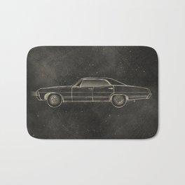 Supernatural: Impala Bath Mat