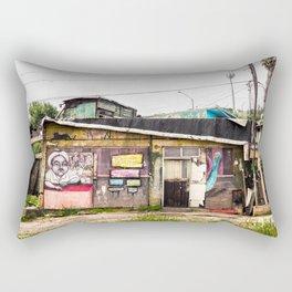 Casita de Colores Rectangular Pillow