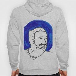 The Blue Man Hoody