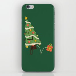 Here's Your Present iPhone Skin