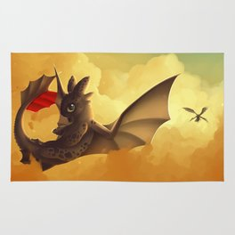 Toothless! Rug
