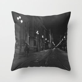 Memories of Sevilla # 2 Throw Pillow