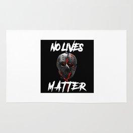 No Lives Matter Rug