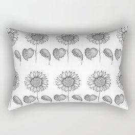 Prāṇa (Life Force) Rectangular Pillow