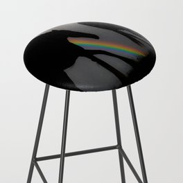 Silhouette of Color Bar Stool