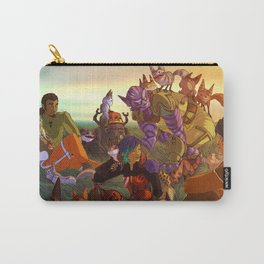 Loth-Cat-Tango Carry-All Pouch