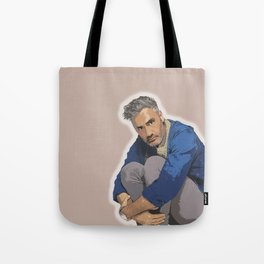 Taika Waititi 20 Tote Bag