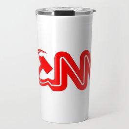 Communist News Network Travel Mug