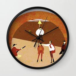 Harmonica Wall Clock