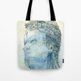 Ritratto di Fantasia color version Tote Bag