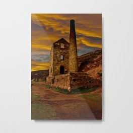 Towanroath Engine House Metal Print
