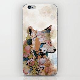 Fox 1 iPhone Skin
