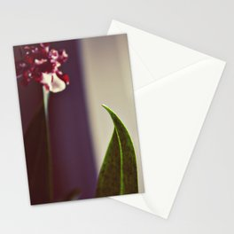 Orchid Series, Orchid Two Stationery Cards